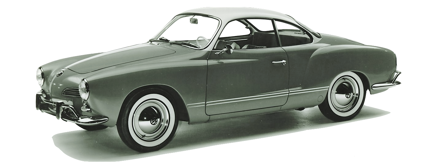 VW Karmann Ghia Twin-tube gas schokbreker (per stuk)  111513031D